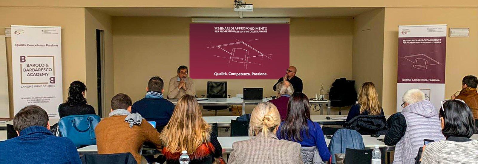 Barolo & Barbaresco Academy - Langhe Wine School